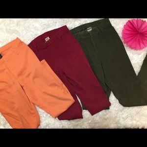 ‼️NEW Colorful jeans bundle